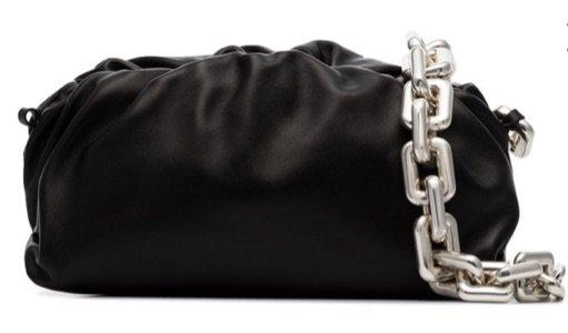 Bottega Veneta chain shoulder bag