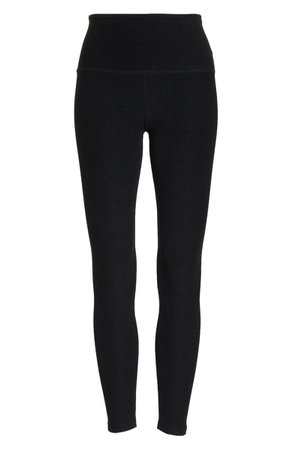 Beyond Yoga Midi High Waist Leggings | Nordstrom