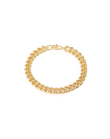 Ava Curb Chain Bracelet | Veronica Beard