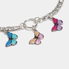 Social Butterfly Choker | Koi