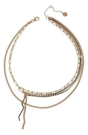 AllSaints Multistrand Necklace | Nordstrom