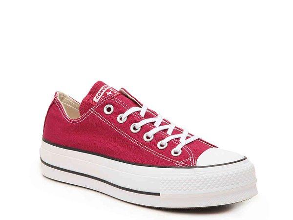 Converse Chuck Taylor All Star Lift Platform Sneaker - Women's Women's Shoes   DSW
