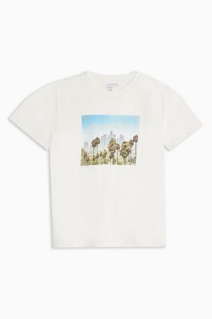 Indigo Summer Dream T-Shirt   Topshop
