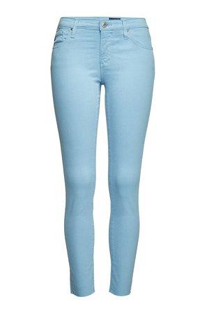 AG Jeans - Legging Ankle Skinny Jeans - blue