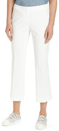 Manhattan Crop Flare Pants