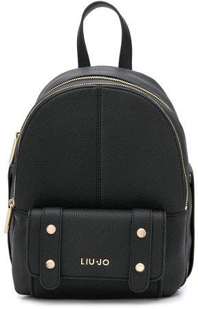 Zaini zipped backpack