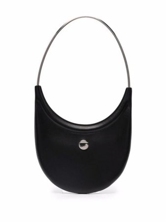 Shop Coperni Ring Swipe leather tote bag with Express Delivery - FARFETCH