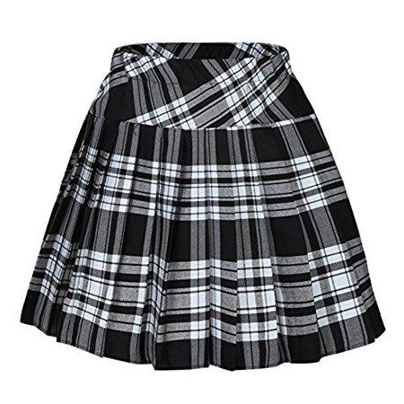 plaid skirt white - Google Search