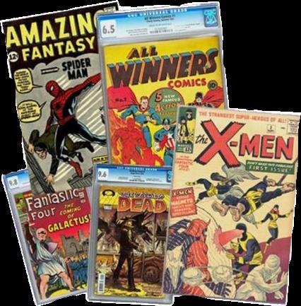 marvel comics aesthetic retro vintage