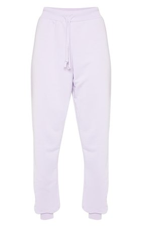 Lilac Ultimate Sweat Jogger | Trousers | PrettyLittleThing