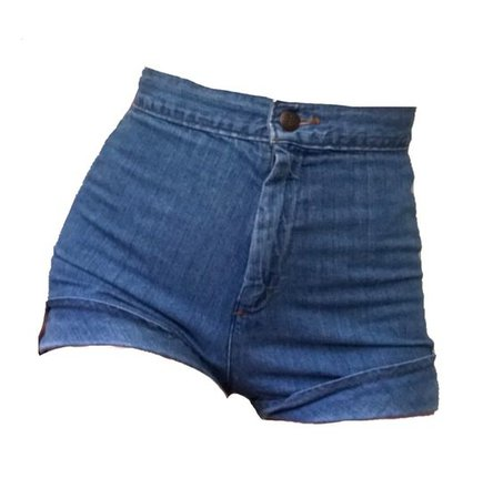Blue Jean Shorts (png)
