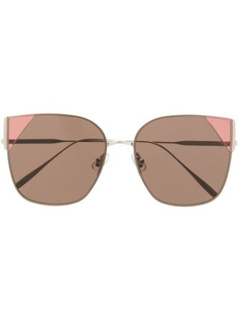 Gentle Monster Lala BC4 Sunglasses - Farfetch