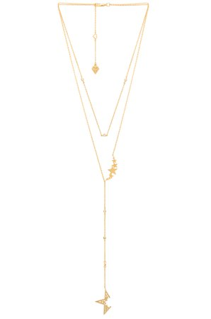 Nova Lariat Necklace
