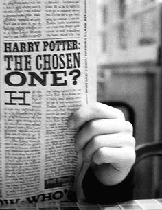 The Chosen One | Harry Potter