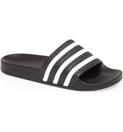adidas 'Adilette' Slide Sandal (Women)   Nordstrom