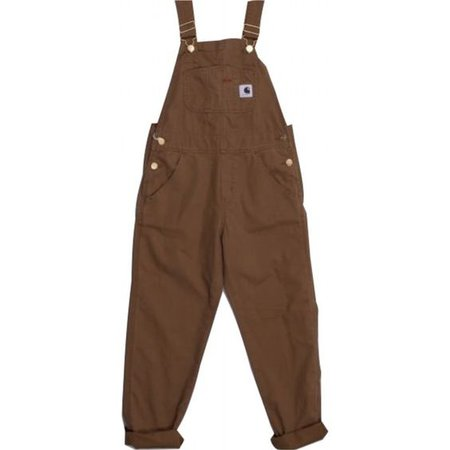 Brown/Overalls