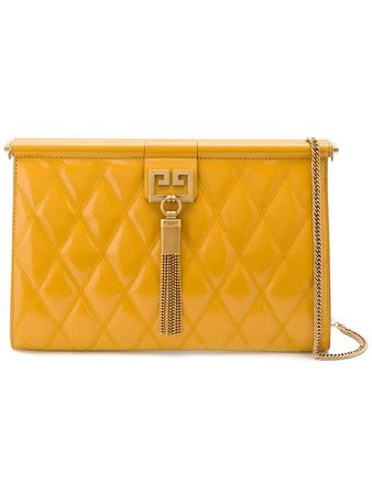 GIVENCHY Gem quilted shoulder bag