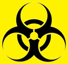 biohazard symbol - Google Search