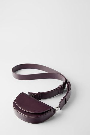 OVAL CROSSBODY BAG - View all-BAGS-WOMAN | ZARA United States