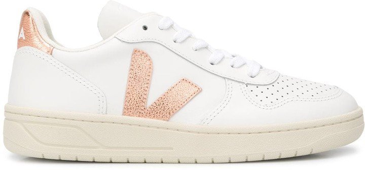 Logo Low-Top Trainers
