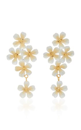 Marlene Earrings by Jennifer Behr | Moda Operandi
