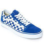 blue checkered vans - Google Search
