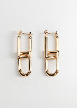 Detachable earrings - Women | Mango USA