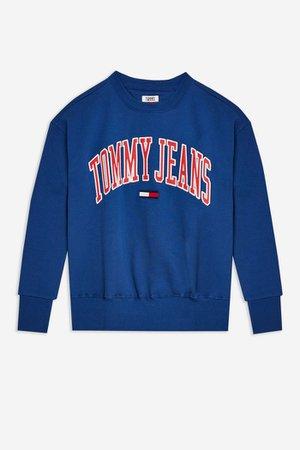 Collegiate Crew Sweatshirt by Tommy Jeans | Topshop