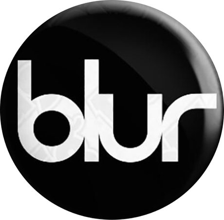 blur badge