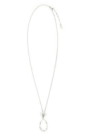 Alexander McQueen Spider Droplet Necklace