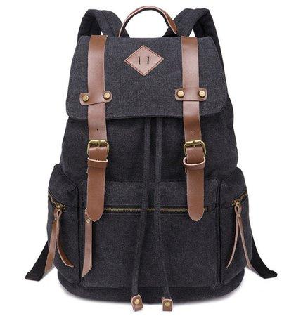 New 2019 Fashion Teen's Backpack Vintage Canvas Women Backpack School Bag Men's Travel Bags adolescence backpack Ladies Girl|Backpacks| - AliExpress
