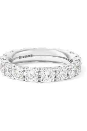 Amrapali   Platinum diamond ring   NET-A-PORTER.COM