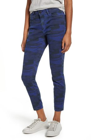 Tess High Waist Ankle Super Skinny Jeans