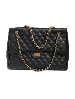 'Luv' Quilted Chain Handbag ( 4 Colors) - Goodnight Macaroon