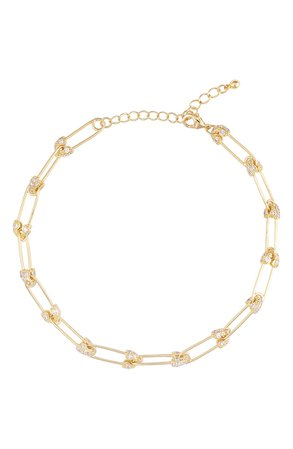 Uncommon James by Kristin Cavallari Safety Pin Necklace | Nordstrom