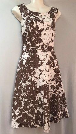 ny co eyelet dress