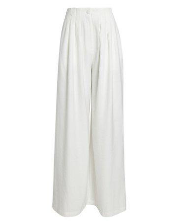 Sabina Musayev Bali Wide-Leg Trousers | INTERMIX®