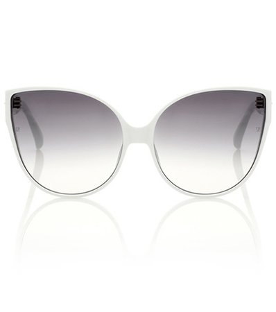 656 C12 cat-eye sunglasses