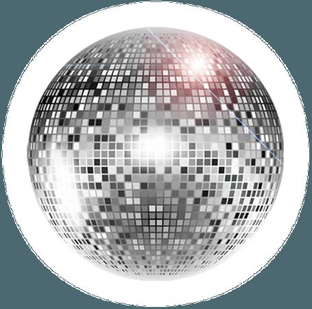 bola disco png - Buscar con Google