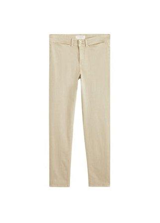 Violeta BY MANGO Skinny jeans
