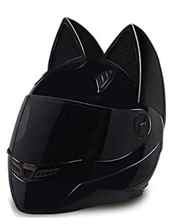 cute motorcycle helmet