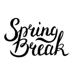 spring break word - Google Search