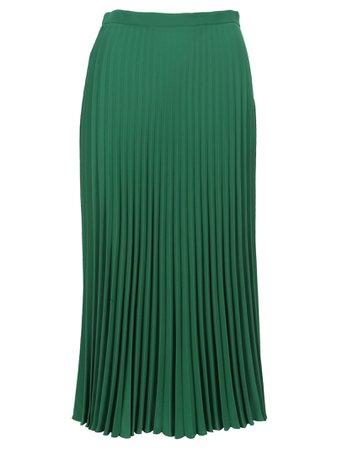Max Mara Studio Pleated Skirt