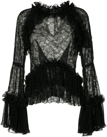 hocus pocus lace blouse