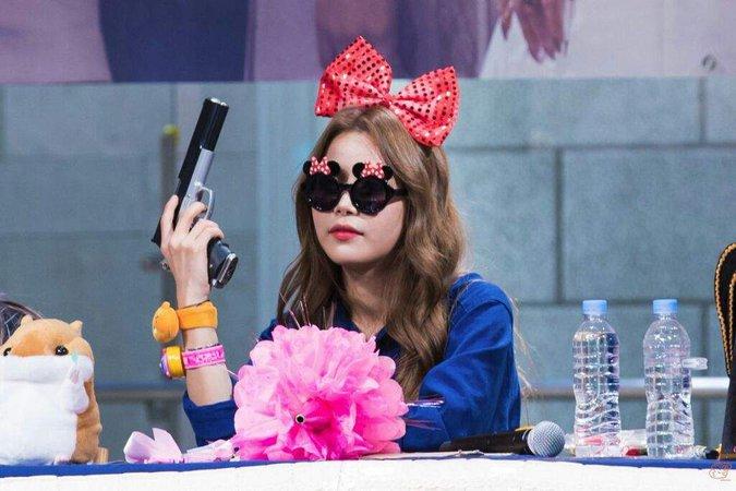 TIME Fansign Gangnam