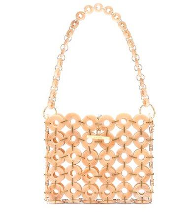 Jasmin acrylic shoulder bag