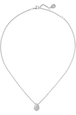 Boucheron | Serpent Bohème 18-karat white gold diamond necklace | NET-A-PORTER.COM