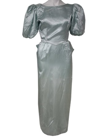 Ugly Grey Dress
