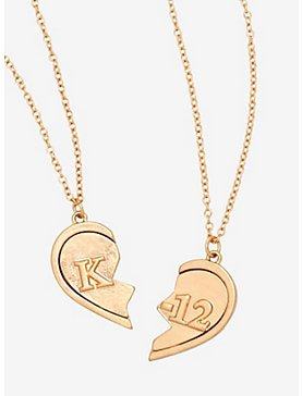 K-12 friendship necklace