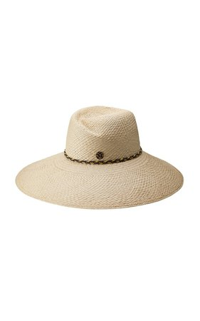 Big Virginie Straw Hat by Maison Michel | Moda Operandi